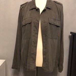 Lucky Brand Utility Lightweight Jacket